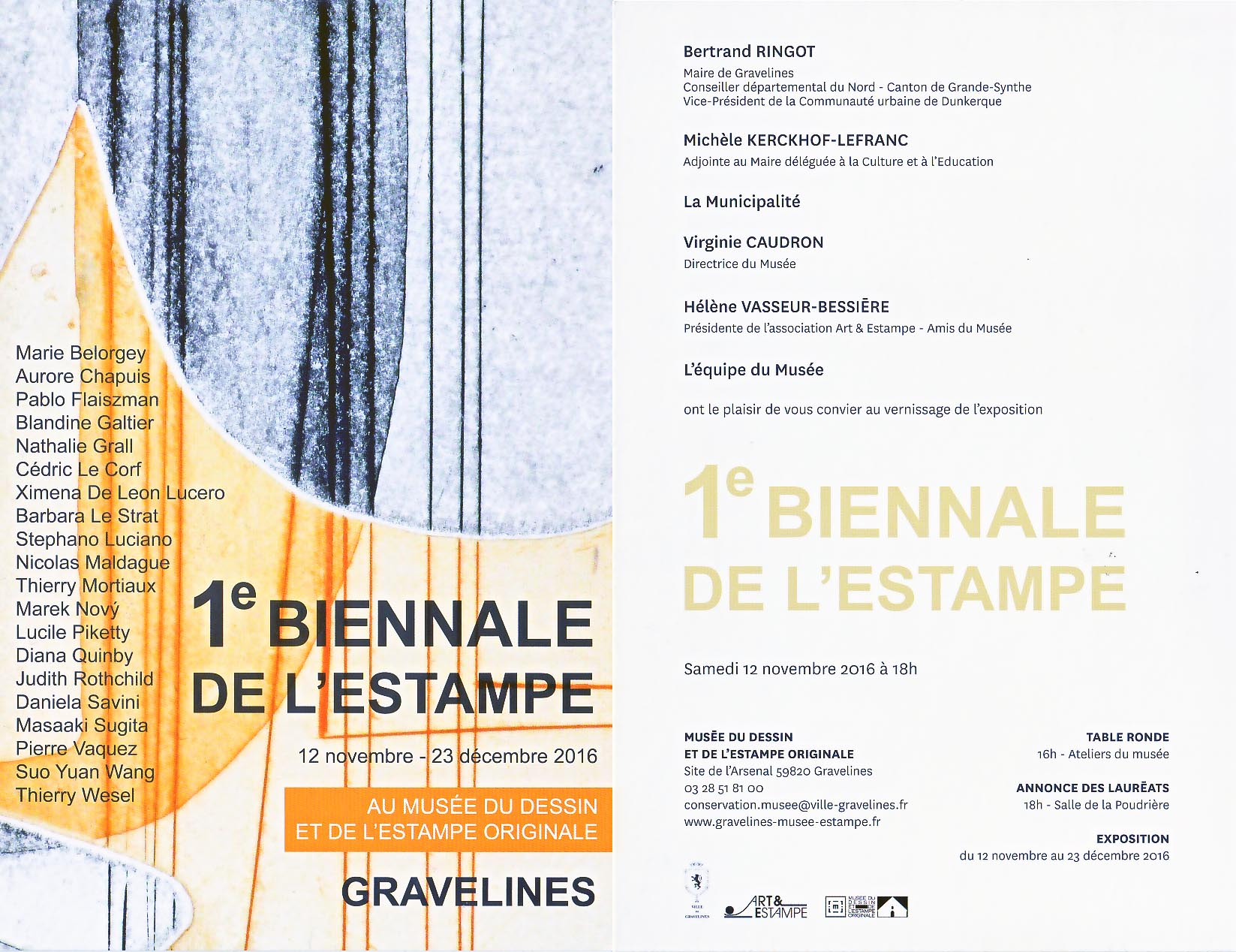invitation biennale